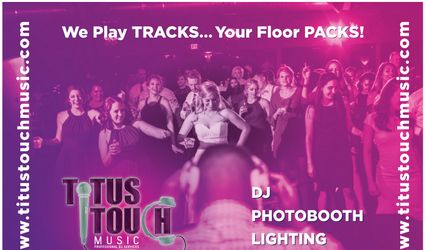 Titus Touch Music Professional DJ Services 1