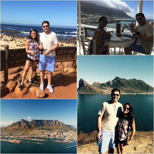 South Africa honeymoon Bliss