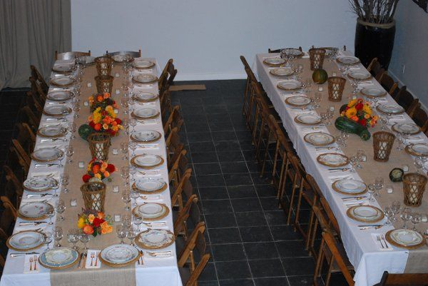 Tmx 1327093198616 Millstonefarmtable4 Norwalk wedding rental