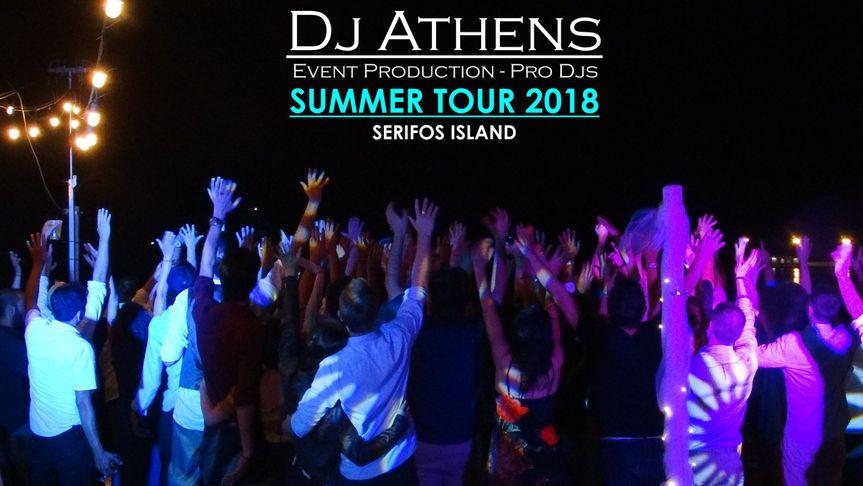 Wedding Djs in Greece / Dj Athens Wedding Parties in Greece - Serifos island