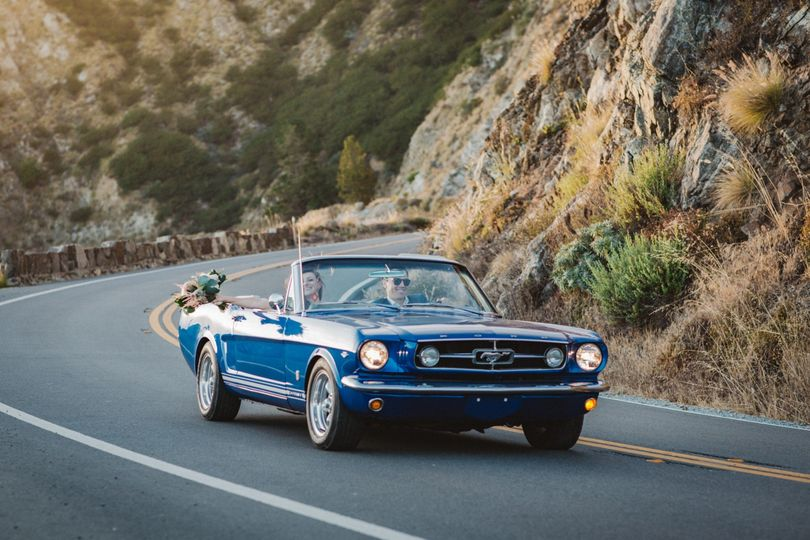 1965 Ford Mustang GT in Big Su