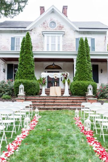 This is one of our ceremony locations