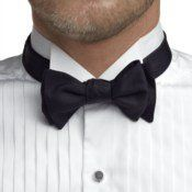 blackgrosgrainbowtie