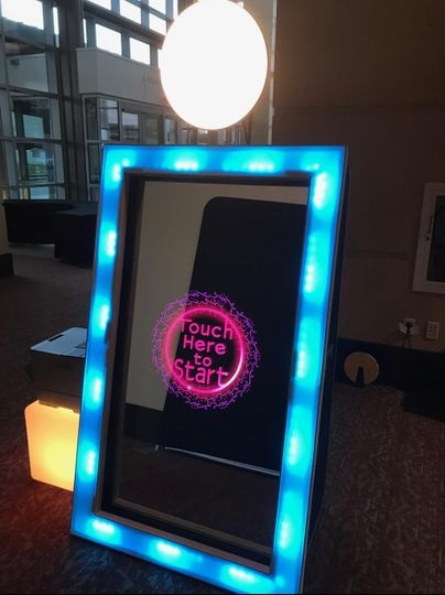 Customized LED frame