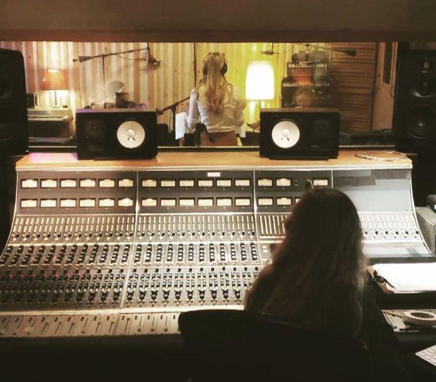 Recording strings!