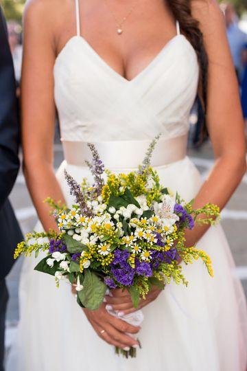 Wedding Bouquet Crete