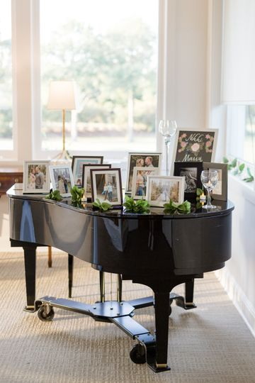 Piano available to decorate