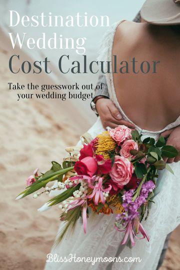 Destination Wedding Calculator