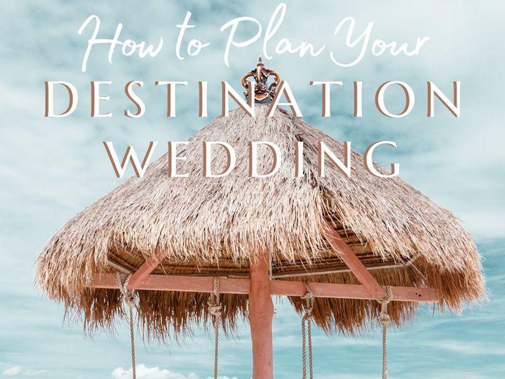 Tmx Destination Wedding Ideas For Easy Planning 51 87951 161858309743864 Columbus, Ohio wedding travel