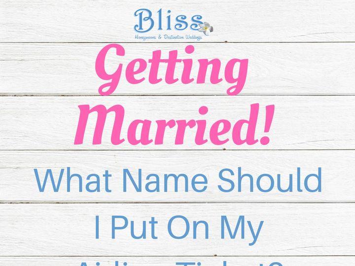 Tmx Married Name On Plane Ticket 51 87951 Columbus, Ohio wedding travel