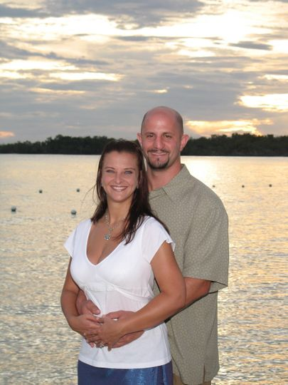 This is me and my beautiful wife, Toni while on our honeymoon in Jamaica in June of 2005.