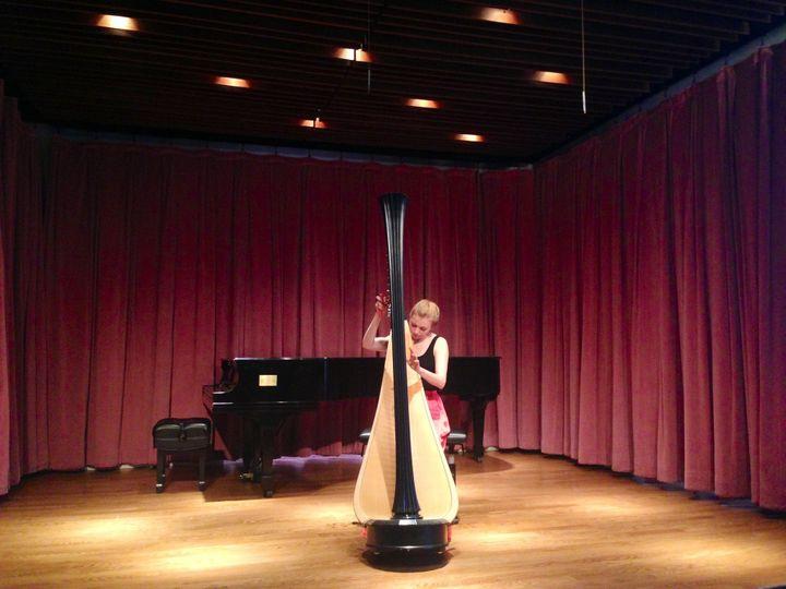 Recital in New York, NY
