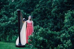 Stephanie Gustafson, Houston Harpist