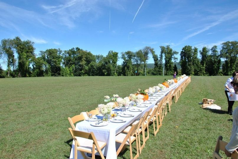 Farm to table style