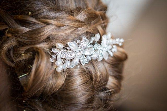 Tmx 1471444972829 Hair Clip Holly Springs, North Carolina wedding dress