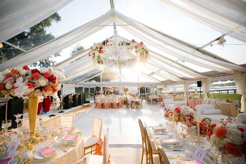 Tent (Interior)