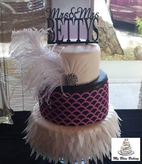 Tmx 1434399461416 Great Gatsby Wedding Cake Lebanon wedding cake
