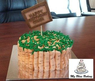 Tmx 1434399884834 Carrot Cake Lebanon wedding cake