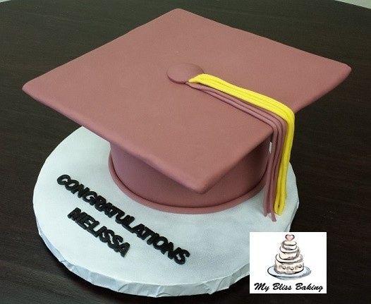 Tmx 1434399914711 Graduation Cap Cake Lebanon wedding cake