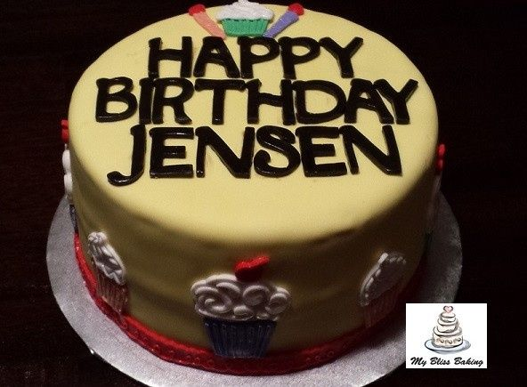 Tmx 1434399919962 Happy Birthday Cake Lebanon wedding cake