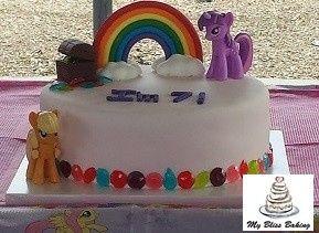 Tmx 1434399936239 Mylitteponycake Lebanon wedding cake