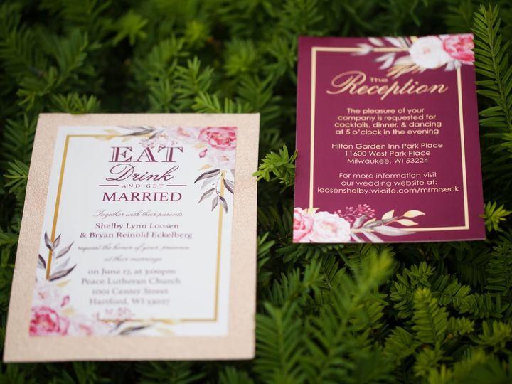 Tmx 1532394811 Fd8b12d102898990 1532394809 Cb51be0acb7f1669 1532394806499 3 31318308 213403696 Brookfield, WI wedding invitation