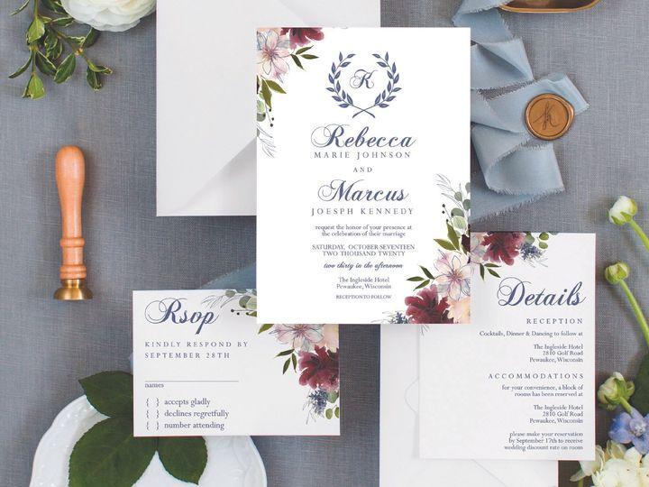 Tmx Site3artboard 122x 100 51 1012061 161229643782074 Brookfield, WI wedding invitation