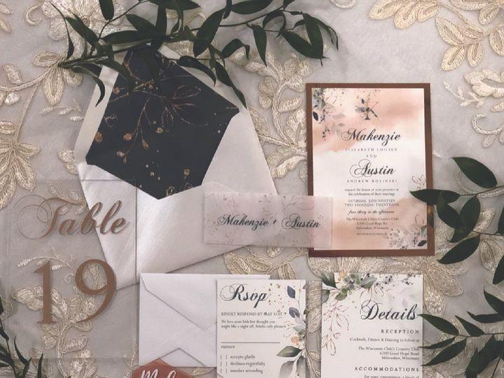 Tmx Siteartboard 32x 100 51 1012061 161229655199981 Brookfield, WI wedding invitation