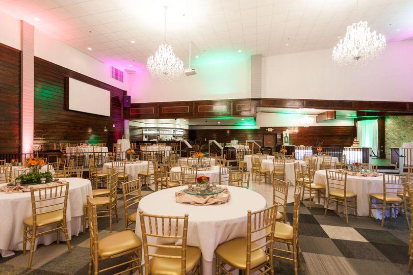 The Event Center Lamaison Celebrazione Venue Hammond La
