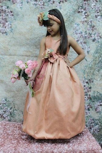 Custom dress flowers