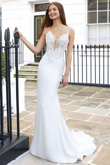 Dress bridal designer