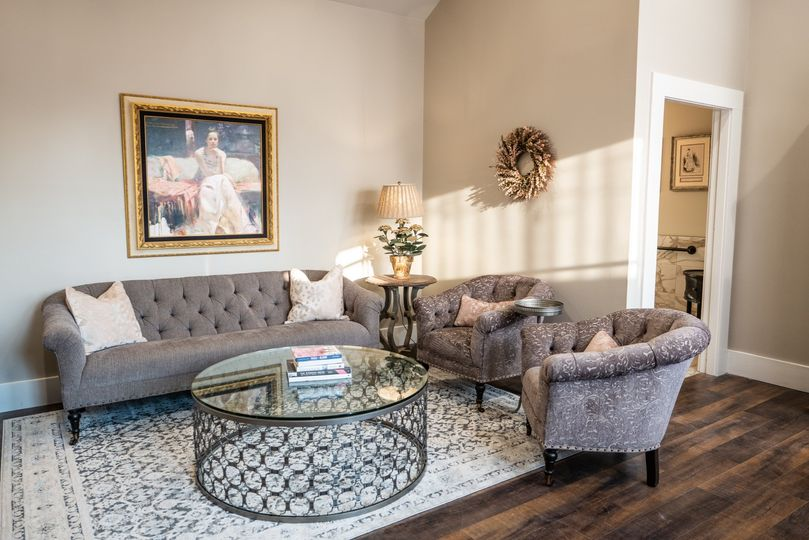 Bridal Suite - Seating