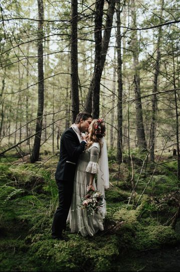 Emma + Austen | Mountain, WI