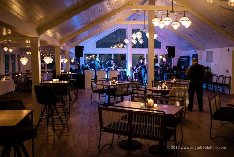 Micro Wedding by Night