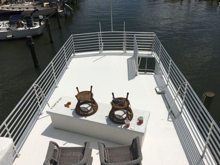 Yatch deck