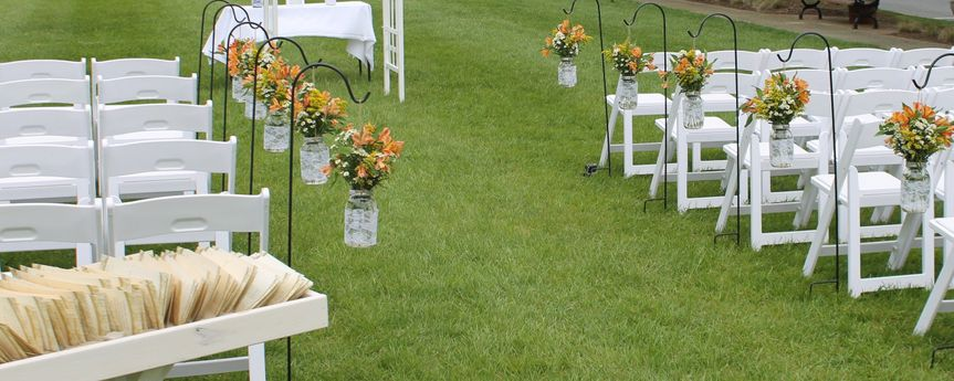 bear trap wedding