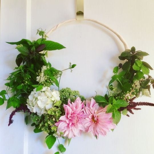 Mid Summer wreath