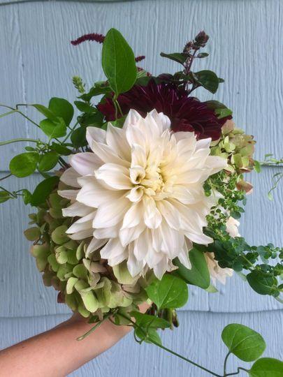 Med summer bouquet