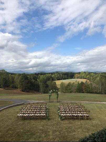 Mountain View Ceremony Space