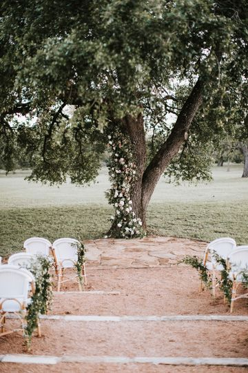 Ceremony Area