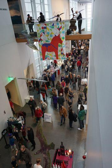 Fjord Hall Reception