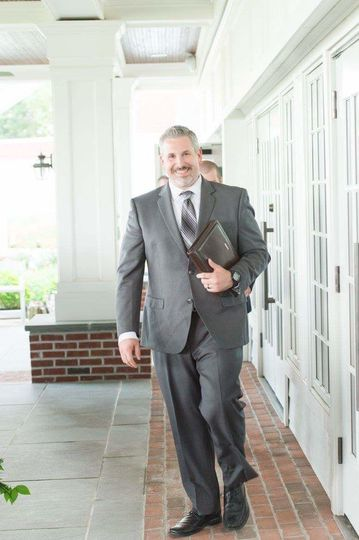 "Minister Brian ""The Rev"" Schleper"