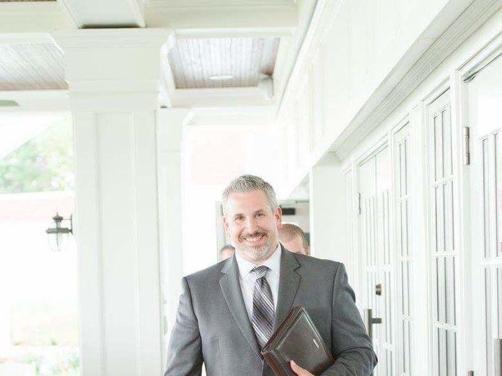 Tmx 1506047633 87b3abcc32b719c7 FB IMG 1499355240655 Vincentown, NJ wedding officiant