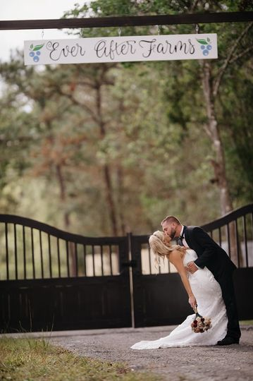 """Say """"I Do"""" at Ever After Farms Barn Wedding Venue"""