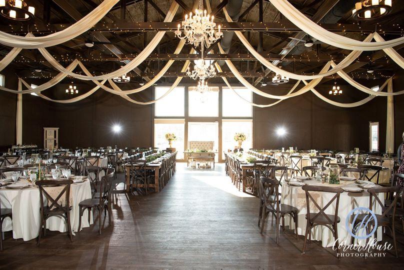 Stunning Reception Barn