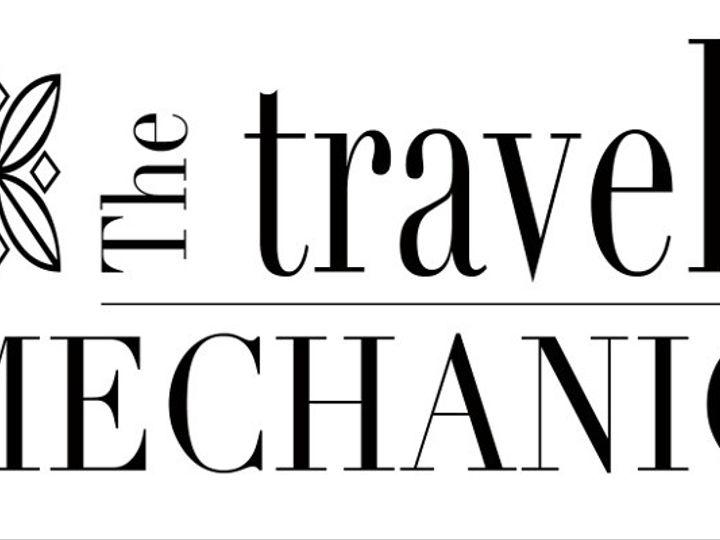 Tmx 1420489539318 Thetravelmechanic Logo Apex wedding travel