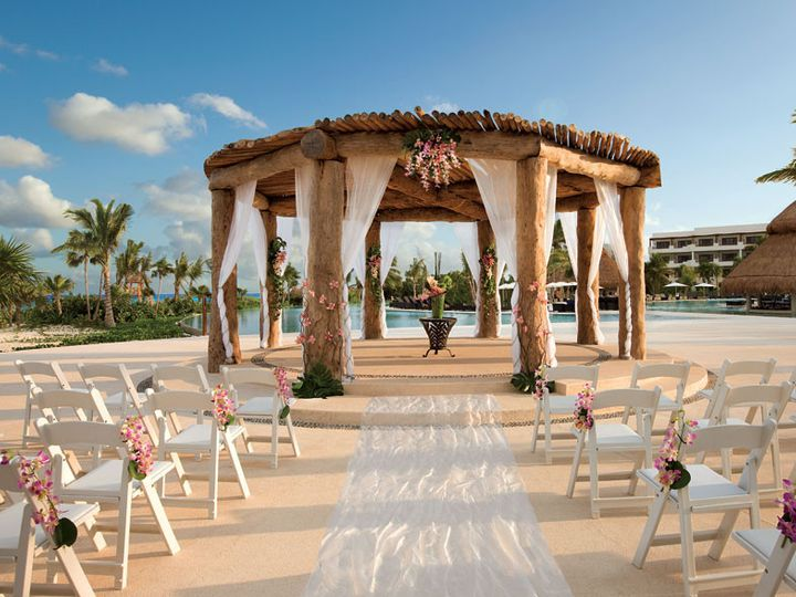 Tmx 1420489655829 Wedding Gazebo2 Apex wedding travel
