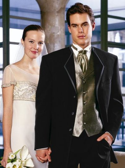 "Over 70 styles of jackets from the traditional ""black tie"" coat to a complete contemporary suit...."