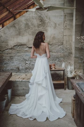 Loulette gown
