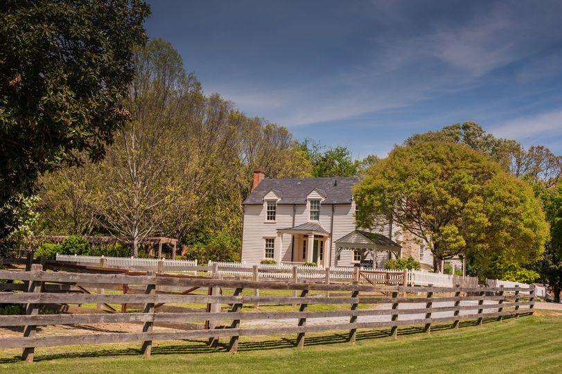 Main Farm house - street view